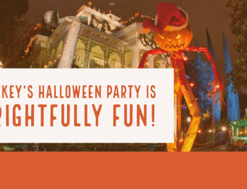Disneyland is Frightfully Fun as Mickey's Halloween Party Brings Magical Halloween Haunts to the Happiest Place on Earth