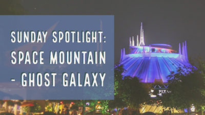Sunday Spotlight: Space Mountain - Ghost Galaxy