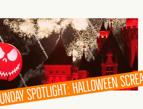 Sunday Spotlight: Halloween Screams