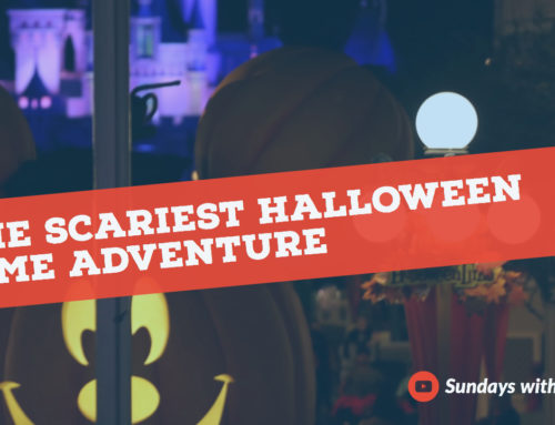 The Scariest Halloween Time Adventure at the Disneyland Resort – Sundays with DAPs