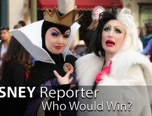 Who Would Win? – DISNEY Reporter
