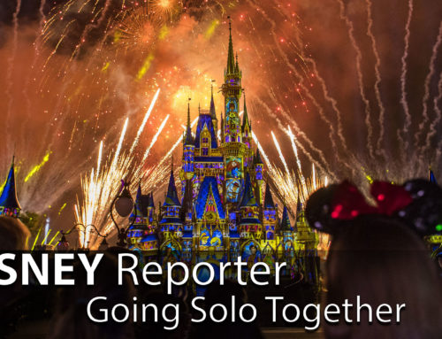 Going Solo Together – DISNEY Reporter