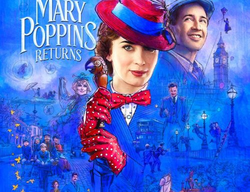 Check out First Glimpse Into Mary Poppins Returns with All-New Trailer