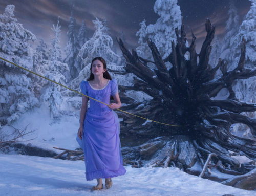 Celebrate the Most Festive Time of Year with with a Sneak Peek from Disney's 'The Nutcracker and the Four Realms' Starting October 5 at Disney Parks