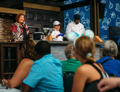 Find your Perfect Tailgating Pairing at the Epcot International Food & Wine Festival Hosted by ESPN's Monday Night Football