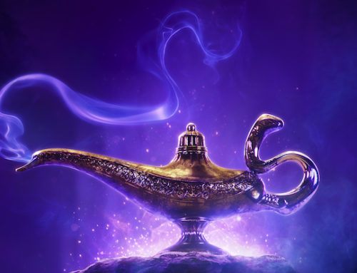 Enter the Magical World of Agrabah with a Look at the Aladdin Teaser Trailer