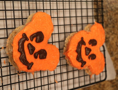 Enjoy a Spooky Holiday with this Fun DIY Recipe Celebrating Disney for Tasty Halloween-Inspired Rice Krispy Treats