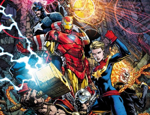 Marvel Comics News Digest Featuring Avengers Milestone Issue and Uncanny X-Men