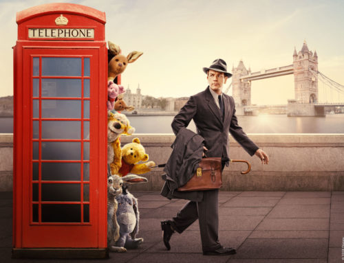 Disney's Christopher Robin To Warm Hearts in Homes on Digital Download and Blu-Ray on November 6!