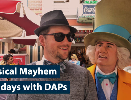 Musical Mayhem – Sundays with DAPs