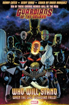 Marvel Comics News Digest Featuring New Guardians of the Galaxy