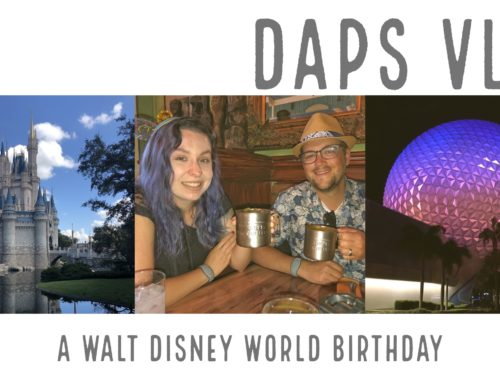 Experience a Very Walt Disney World Birthday with Day Seven of the DAPs Vlog and Many Special Friends