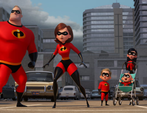 Incredibles 2: Home Entertainment Review