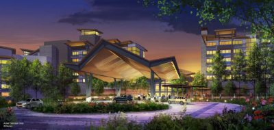 Disney Announces Plans to Build Nature-Inspired Mixed-Use Resort on Bay Lake