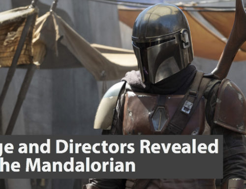 The Mandolorian Reveals Image and Directors for Upcoming Disney Streaming Service TV Show