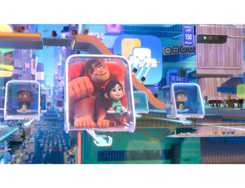 Disney Theme Parks to Offer a Sneak Peek of Ralph Breaks the Internet!