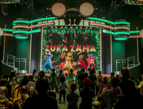 Disney's Hollywood Studios to Introduce New Disney Junior Dance Party on December 22nd at the Walt Disney World Resort
