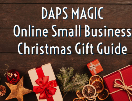 Gift Guide: Magical Online Small Business Utilized by the DAPS MAGIC Team!
