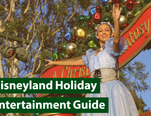 Experience the Magic of the 2018 Holiday Season with Your Guide to Entertainment at Disneyland Park