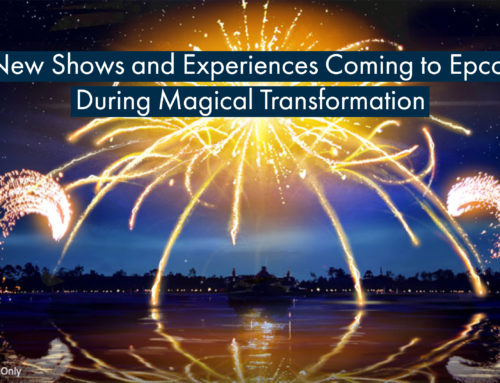 New Shows and Experiences Coming to Epcot During Magical Transformation