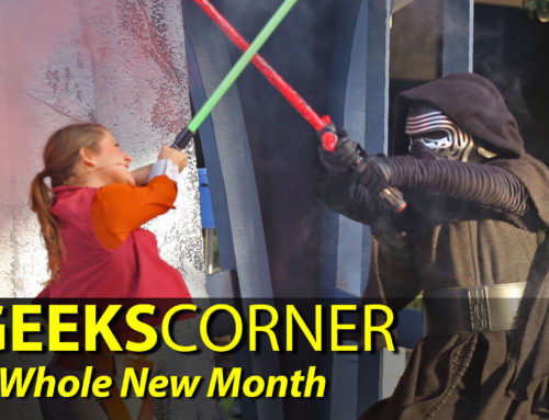 A Whole New Month – GEEKS CORNER – Episode 906