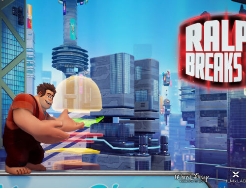 Tickets on Sale Now for Ralph Breaks VR, the Original Hyper-Reality Experience from ILMxLAB, The VOID and Walt Disney Animation Studios