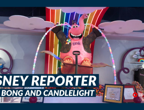 Bing Bong and Candlelight – DISNEY Reporter