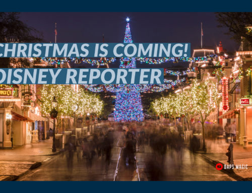 Christmas is Coming – DISNEY Reporter