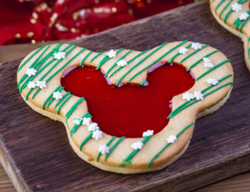 Your Official Food Guide to the Most Magical Time of Year at the Disneyland Resort