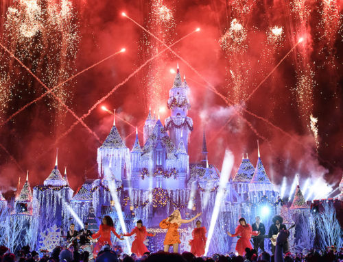 Make Your Home Merry with 'The Wonderful World of Disney: Magical Holiday Celebration' tonight on ABC