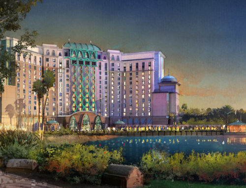 Get a Closer Look into the Gran Destino Tower at Disney's Coronado Springs Resort, Set to Open July 2019