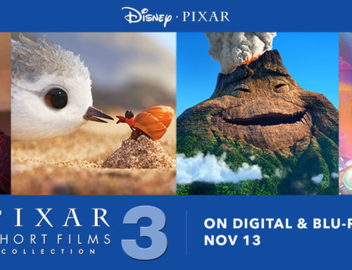 Pixar Short Films Collection: Volume 3 – Home Entertainment Review