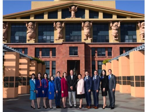 Incoming 2019-2020 Ambassador Teams From Disney Resorts Around the Globe Meet in California to Celebrate Rich Tradition