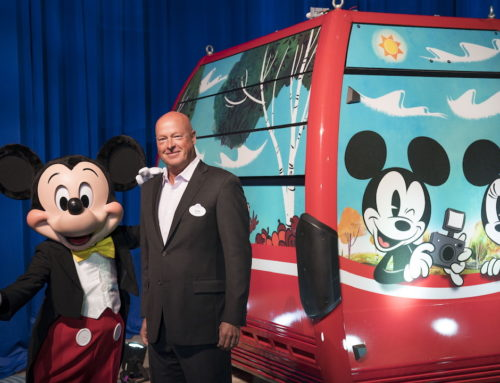 Destination D Gives A Much Closer Look At The Disney Skyliner