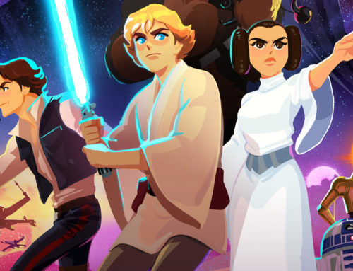 STAR WARS GALAXY OF ADVENTURES Coming to New STAR WARS KIDS Website and YouTube Channel