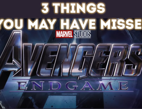 3 Significant Things You May Have Missed in Avengers: Endgame Trailer