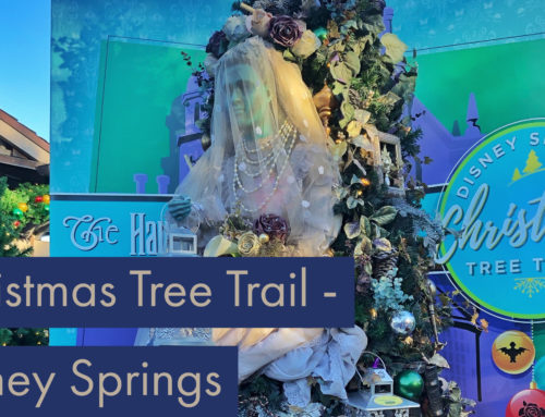 The Christmas Tree Trail at Disney Springs Offers a Magical Seasonal Stroll at the Walt Disney World Resort