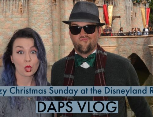 A Lazy Christmas Sunday at the Disneyland Resort – DAPS VLOG
