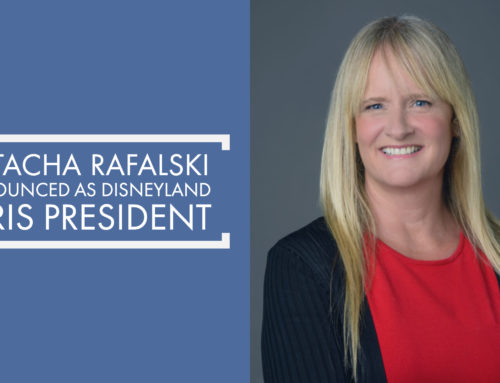 Disneyland Paris Announces Appointment of Chief Financial Officer Natacha Rafalski as New President