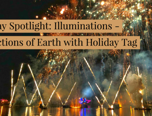 Sunday Spotlight: Illuminations – Reflections of Earth with Holiday Tag