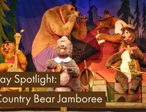 Sunday Spotlight: The Country Bear Jamboree