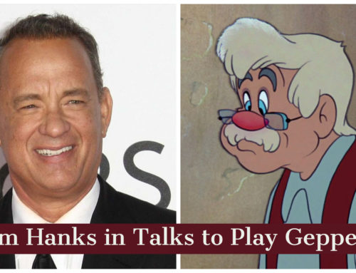 Tom Hanks Eyeing Role in Upcoming Pinocchio Movie