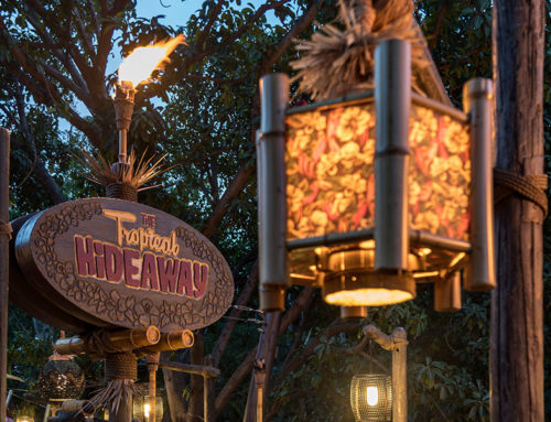 Get Your Exclusive First Look at Adventureland's Tropical Hideaway at Disneyland Resort