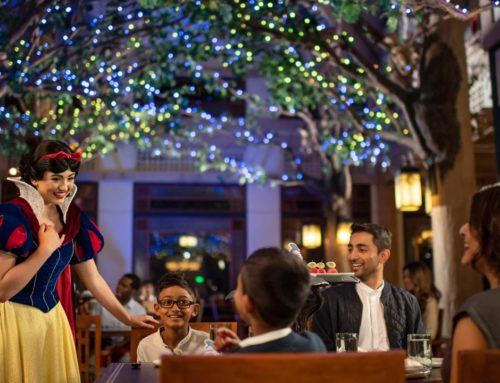 Artist Point Reopens with Storybook Dining at Disney's Wilderness Lodge with Snow White!