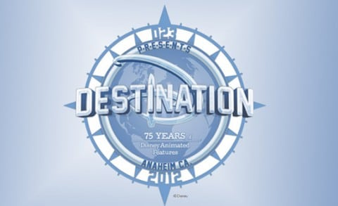 A Look at Destination D: 75 Years of Disney Animated Features