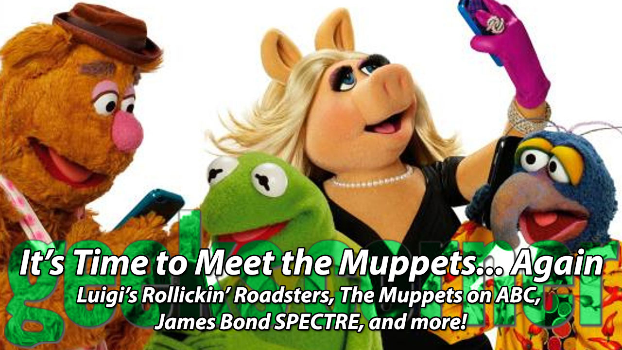 It's Time to Meet The Muppets... Again - Geeks Corner - Episode 443