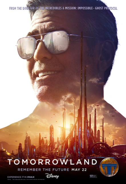 Disney Releases New 'Tomorrowland' Posters