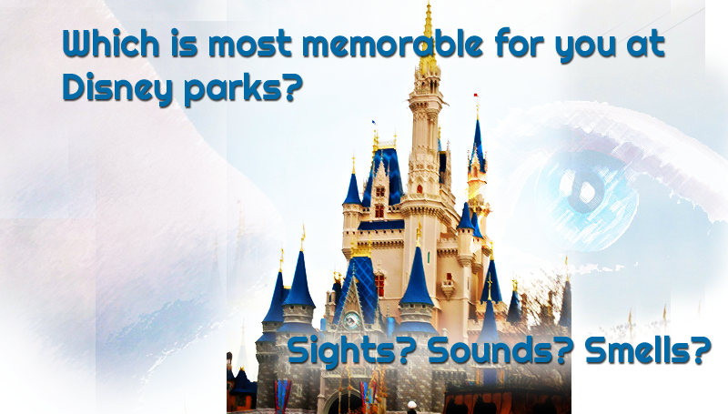 Which Sense Is Strongest At Disney Parks?