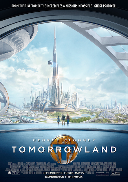 "Third Trailer of Disney's ""Tomorrowland"" Now Out"