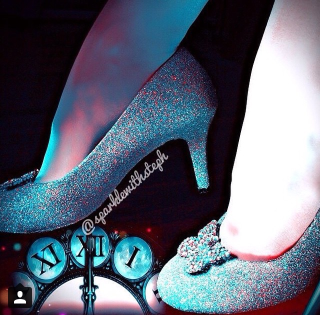 The most Sparkly shoes in all the land! Artist Spotlight with Sparkle with Steph
